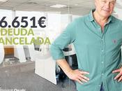 Repara Deuda cancela 86.651 Guadalajara (Castilla-La Mancha) Segunda Oportunidad