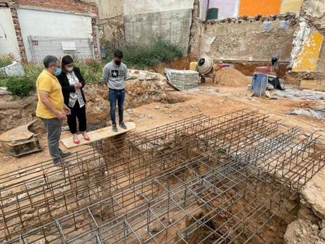 Descubren en Toledo Dos Bóvedas pertenecientes a lo que fuera el Anfiteatro Romano de Toledo