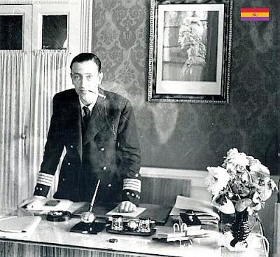 CAMBIOS EN LOS MANDOS DE LA  FLOTA REPUBLICANA, ENERO DE 1939