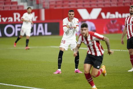 Crónica Sevilla FC 0 - Athletic Club de Bilbao 1