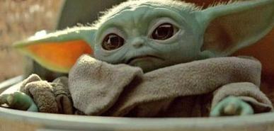 "La Nebulosa de Star Wars ""Baby Yoda"""