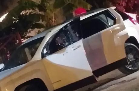 Ataque armado contra familia en CD Valles; 2 adultos muertos y un menor lesionado