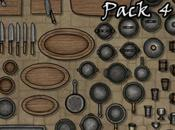 Table Clutter Pack ForgottenAdventures
