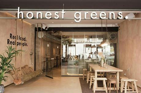 Honest Greens: para comer saludable y delicioso