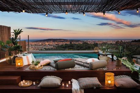 La iluminación que necesita vuestra terraza