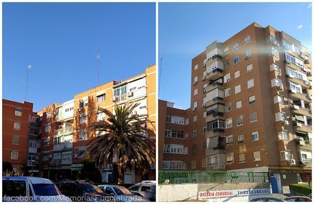 Urbanización Bellocampo (1968), Villagloria (1973-78) y Torrelabrada (1977-79)