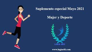 Revista Nº 2(Suplemento 1. Mujer y Deporte). Logía, educación física y deporte
