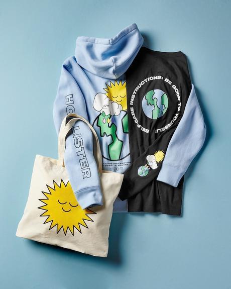 moda sostenible hollister