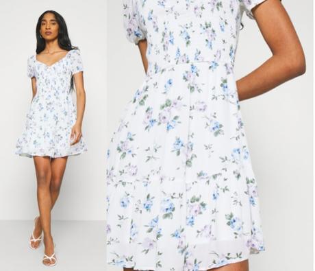 vestido de flores veraniego