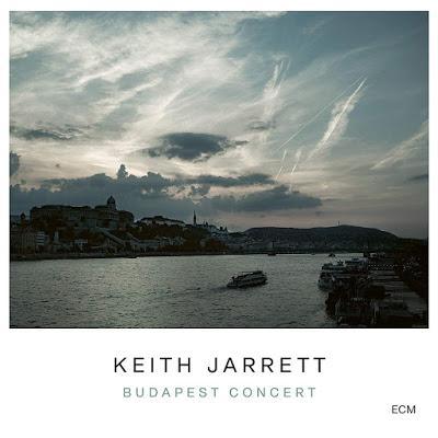 KEITH JARRETT: Budapest Concert