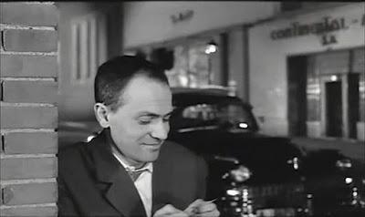 SUSPENDIDO EN SINVERGÜENZA (España, 1962) Comedia