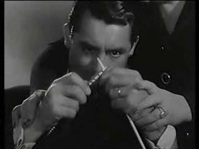 MR. LUCKY (USA, 1943) Comedia, Intriga