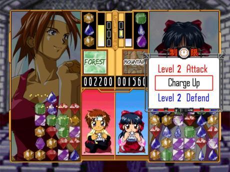 Hanagumi Taisen Columns 2 (Sakura Wars: Columns 2) de Sega Dreamcast traducido al inglés