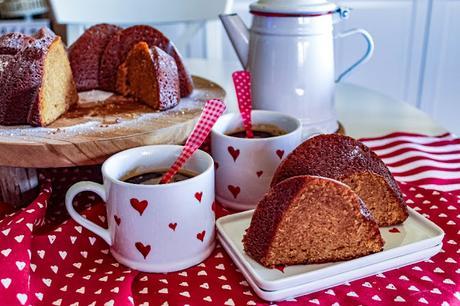 Maria Cookies Bundt Cake