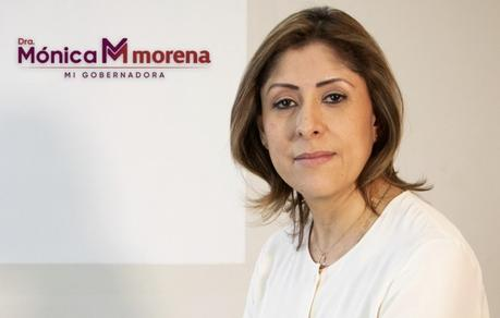 INE planea quitar candidatura a Mónica Rangel