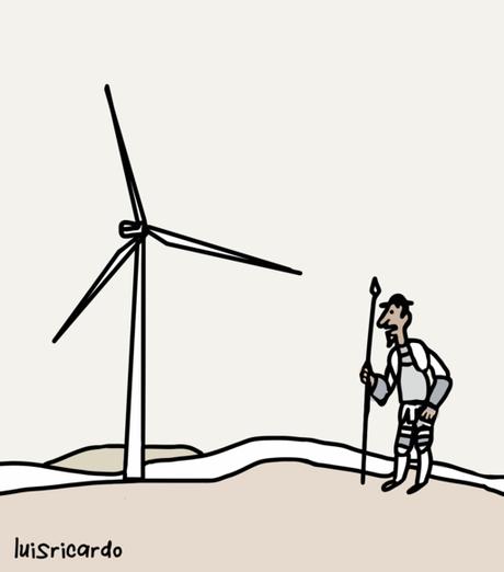 Luis Ricardo Cartoons in the Wikimedia Commons