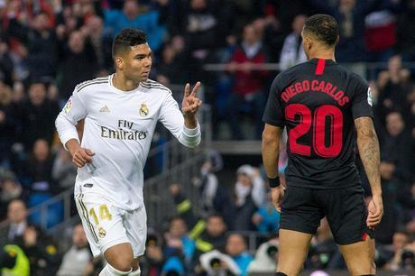 Datos ligueros del Sevilla FC ante el Real de Madrid
