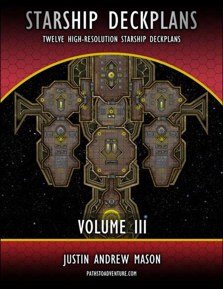 Starship Deckplans III de Pathstoadventure