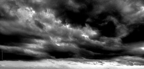 Un cielo tan turbio