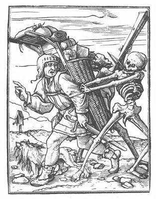 La peste de 1596