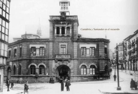 El antiguo Parque Municipal de Bomberos
