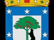 misterioso dragón escudo Madrid