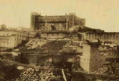 El ocaso del Pradito de la Caridad, Toledo: Un cementerio diferente