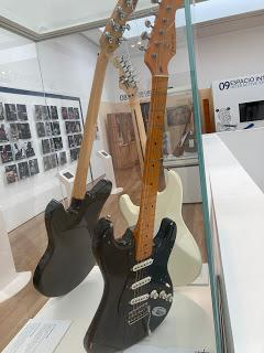 ELÉCTRICAS. Museo de la Guitarra de Almería.