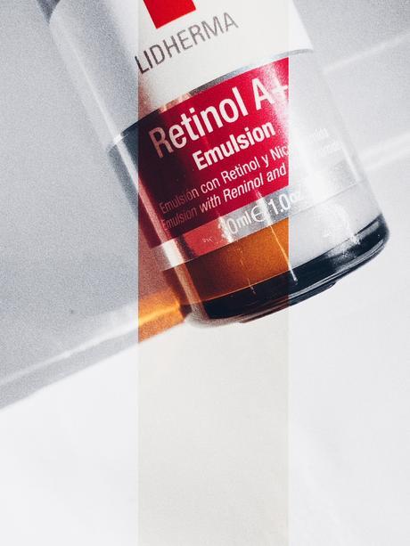 Retinol A+ de Lidherma, máxima potencia.