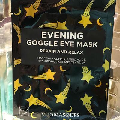 Evening Google Eye Mask + Parches Colágeno Labios: Viernes de Spa!