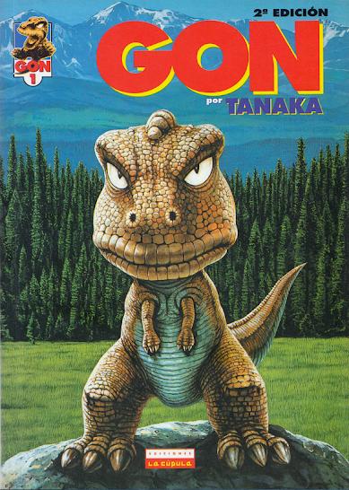 Dinocómics (VI): Gon