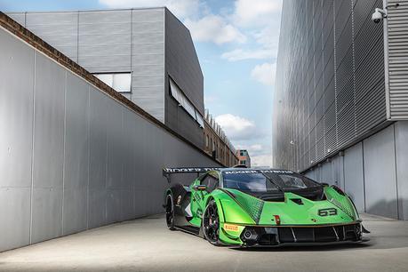 Lamborghini debuta en el videojuego Asphalt 9: Legends con el Essenza SCV12