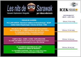 Conferencia sobre el medio subterráneo de Jaén en el ICEK