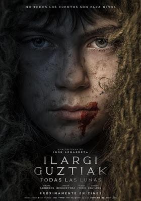 ILARGI GUZTIAK (TODAS LAS LUNAS) (España, Francia; 2021) Fantástico, Drama