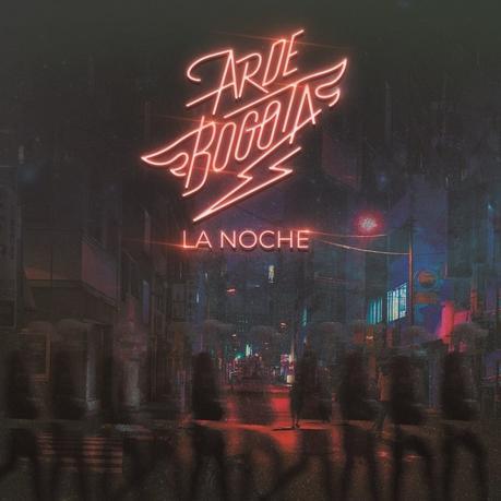 Arde Bogotá: La noche