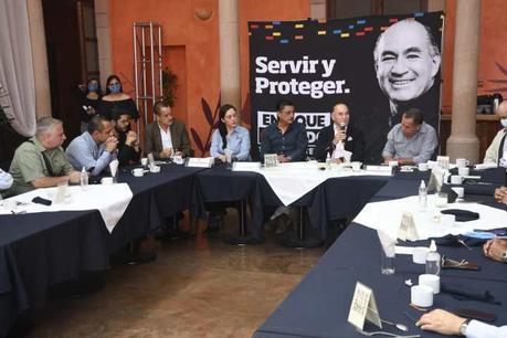 Impulsar la economía para disminuir la pobreza y la desigualdad en SLP: Enrique Galindo