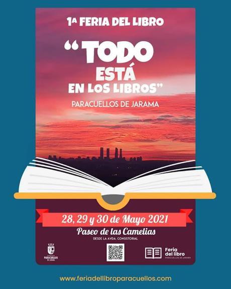 A punto la I Feria del Libro de Paracuellos de Jarama