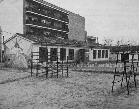 Plaza del Tesillo en 1982