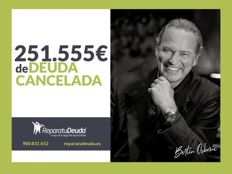 Repara tu Deuda abogados cancela 251.555 ? en Valencia con la Ley de Segunda Oportunidad