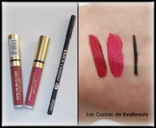 #maxfactor #bourjois #makeup #maquillaje #notino #labial #mate #ojos #eyes