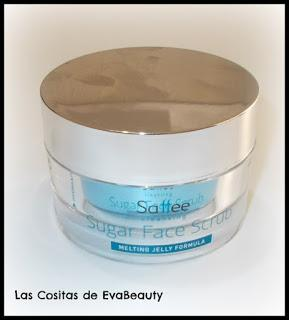 #exfoliante #scrub #facial #face #sugar #azucar #Saffee #notino #beauty #skincare #belleza