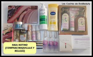 #haul #compras #lowcost #notino #belleza #beauty #makeup #maquillaje #blog #blogger #blogdebelleza #beautyblogger