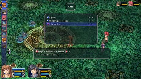 The Legend of Heroes: Trails in the Sky de PC traducido al español
