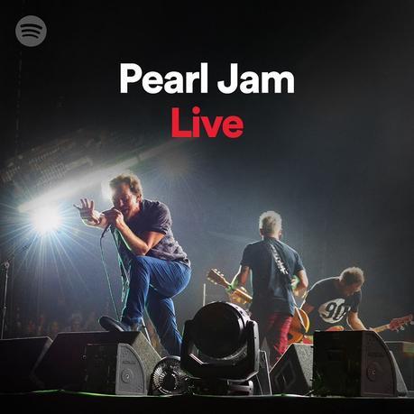 Pearl Jam publica 186 conciertos en streaming