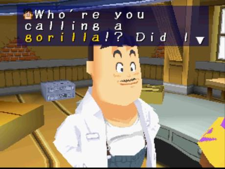 Dr. Slump de PlayStation traducido al inglés