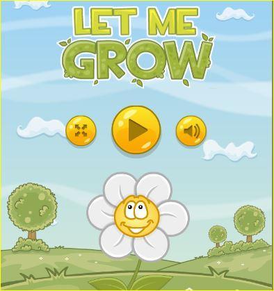 Let Me Grow (déjame crecer)