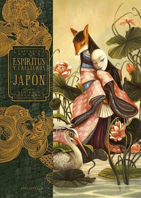 ESPÍRITUS Y CRIATURAS DE JAPÓN: ¡Lacombe, un nuevo viaje a los misterios de Japón!