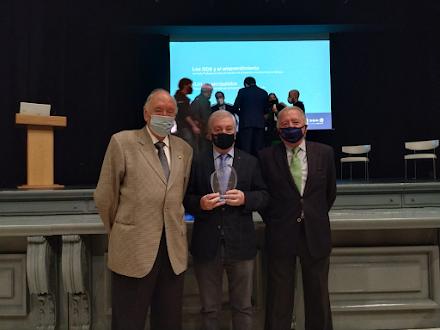 Secot Bizkaia premiada por BBK Bizkaia Network y la Fundación Urbegi