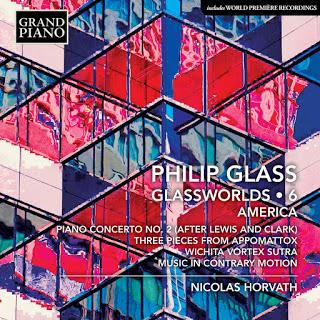 Nicolas Horvath - Glassworlds · 6: America