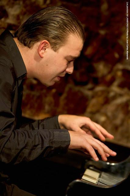 FOTO-Los pianistas del JAMBOREE-CARL WINTHER